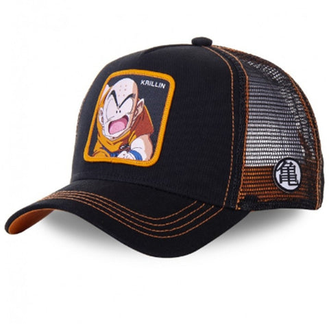 Dragon Ball Z Krillin Snapback