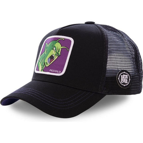 Dragon Ball Z Piccolo Black Snapback