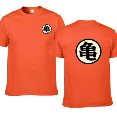 Dragon Ball Z Master Roshi Turtle Kanji T-Shirt