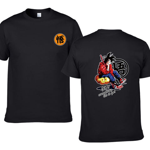 Dragon Ball Z Son Goku Flying Nimbus T-Shirt