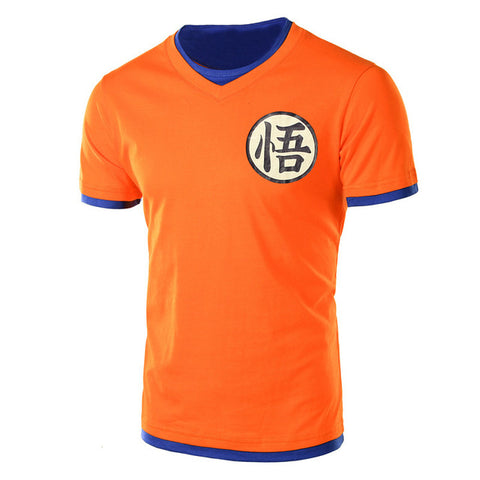 Dragon Ball Z Goku Orange Gi T-Shirt