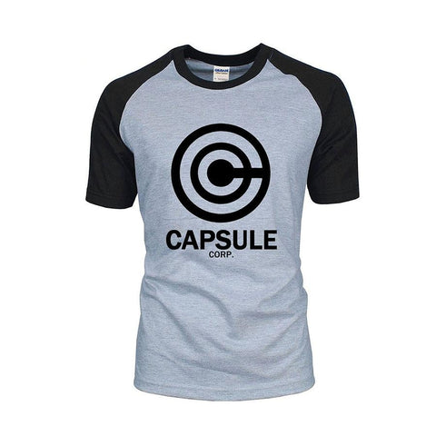 Dragon Ball Z Capsule Corp Logo T-Shirt