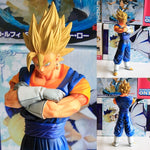 Dragon Ball Z Vegetto Super Saiyan Action Figure Model