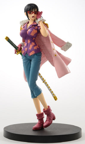One Piece Tashigi Action Figure
