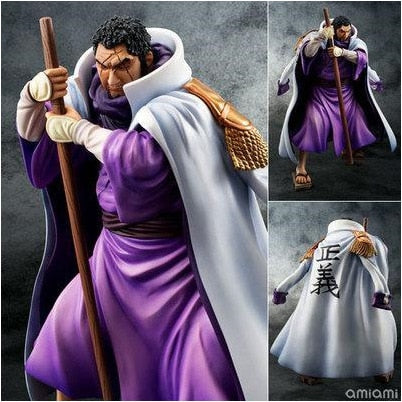 One Piece Fujitora Isshiou Action Figure