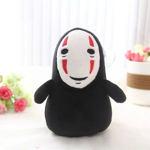 Spirited Away Kaonashi No Face Plush Doll 15cm