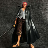 One Piece Angry Shanks Figurine Model