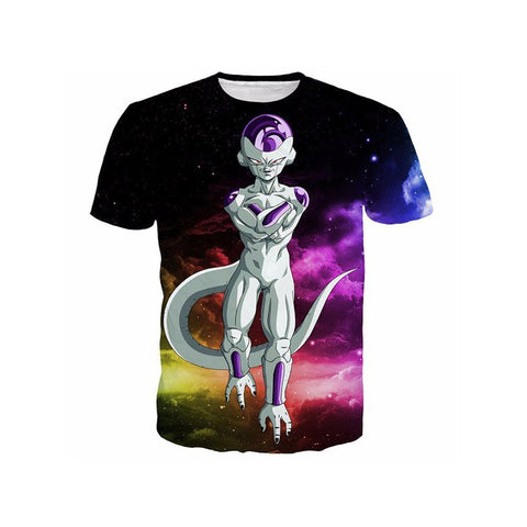 Dragon Ball Z Frieza Universe T-Shirt