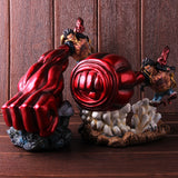 One Piece Gear 4 Monkey D. Luffy Action Figure Collectible Model