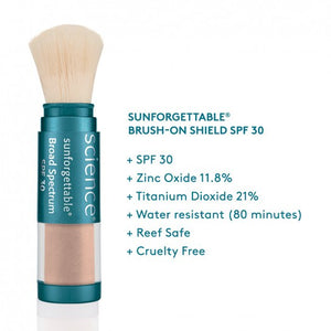 Colorescience® Sunforgettable® Total Protection™ Brush-on Shield SPF 50 Fair Multipack (3 Pack)