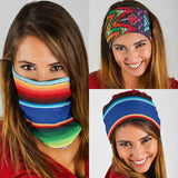 Mix Zarape Bandannas - 3 Pack