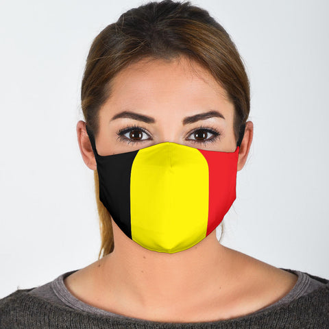 Germany Face Mask + 2 Free Filters