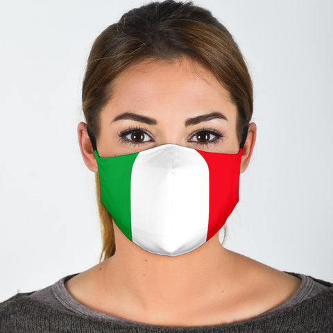 Italy Face Mask + 2 Free Filters