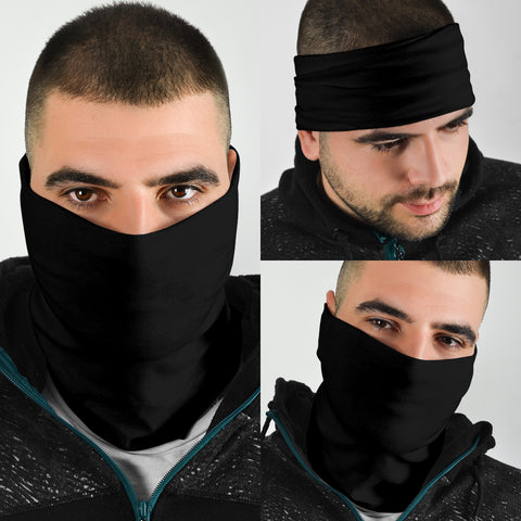 Black Bandanna - 3 Pack