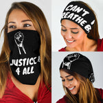 Justice 4 All Bandannas - 3 Pack