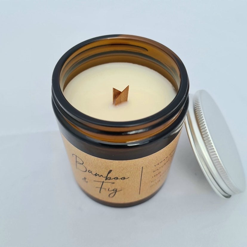 Bamboo & Fig Candle