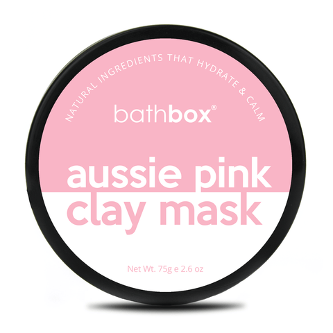 Pink Clay Mask 75g
