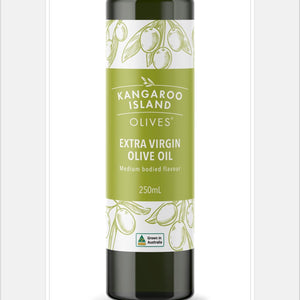Olive Oil 250ml - Extra Virgin