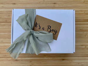 Let's Get Personal - Box, Packaging & Delivery
