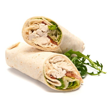 Healthy Tortilla Wraps