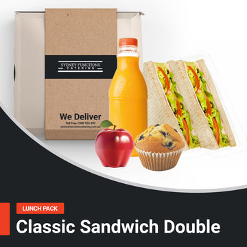 Classic Double Sandwich Lunch Pack