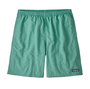 PATAGONIA BAGGIES 7 IN SHORTS - LIGHT BERYL GREEN