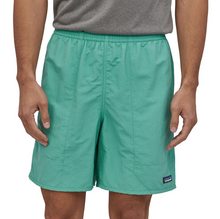 Load image into Gallery viewer, PATAGONIA BAGGIES 7 IN SHORTS - LIGHT BERYL GREEN