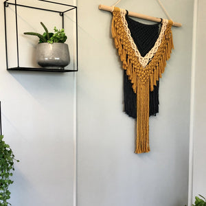 'Sunset' Wall Hanging