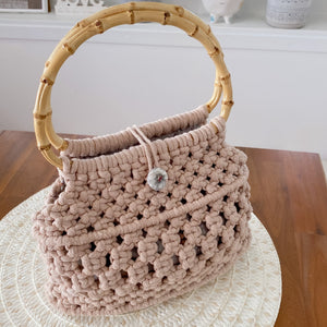 Nude 'Ukino' Handbag - Limited Collection - SOLD OUT