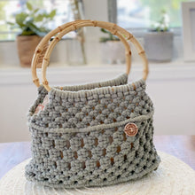 Load image into Gallery viewer, Sage Green 'Ukino' Handbag - Limited Collection - LAST ONE!
