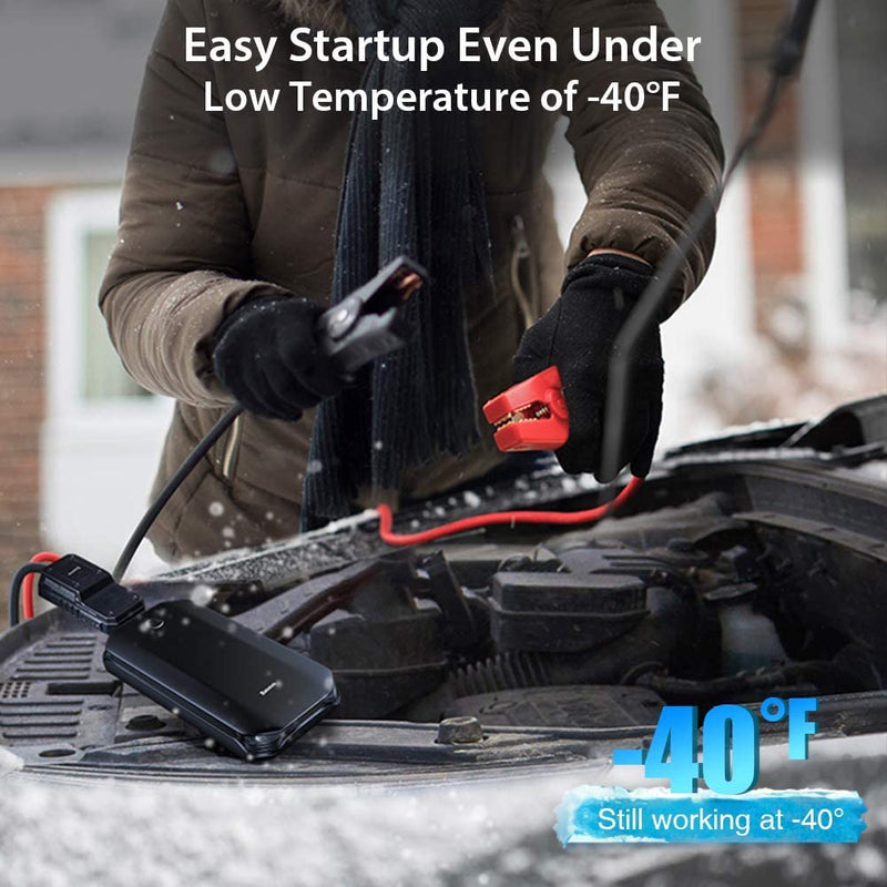 Baseus Portable Car Battery Charger Jump Starter