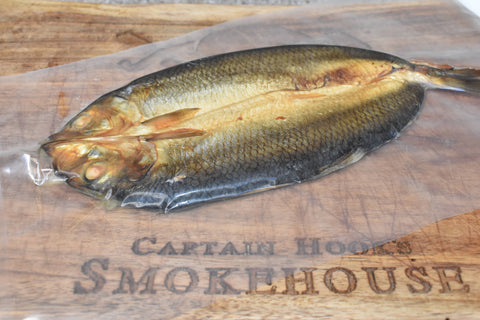 Norwegian Hot Smoked Herring Whole fish