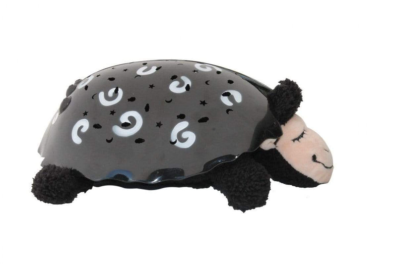 Calasca Baby Accessories Sheep Night Light - Black