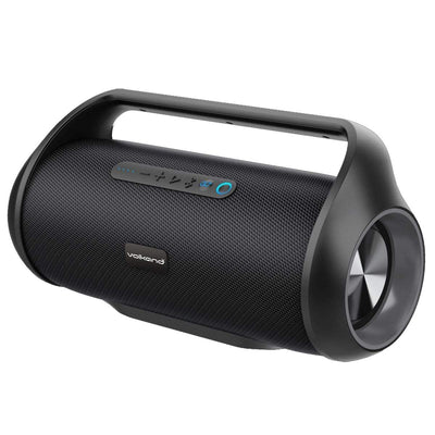 SMD Technologies Bluetooth Speakers Black Volkano Anaconda Bluetooth Speaker