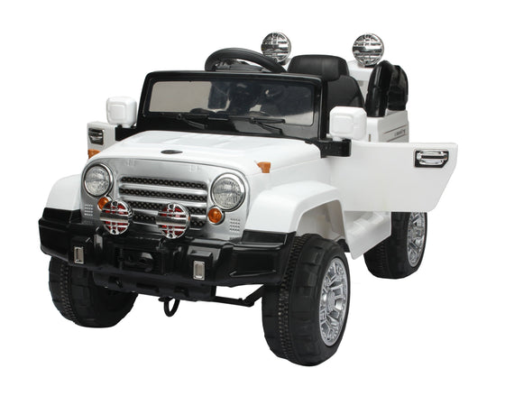 Jeronimo Cars Jeronimo Explorer SUV - White