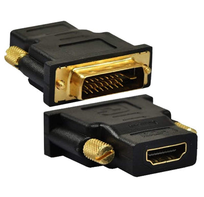 Astrum Converters Astrum DVI-D 24+1P to HDMI Female Adapter -  PA250