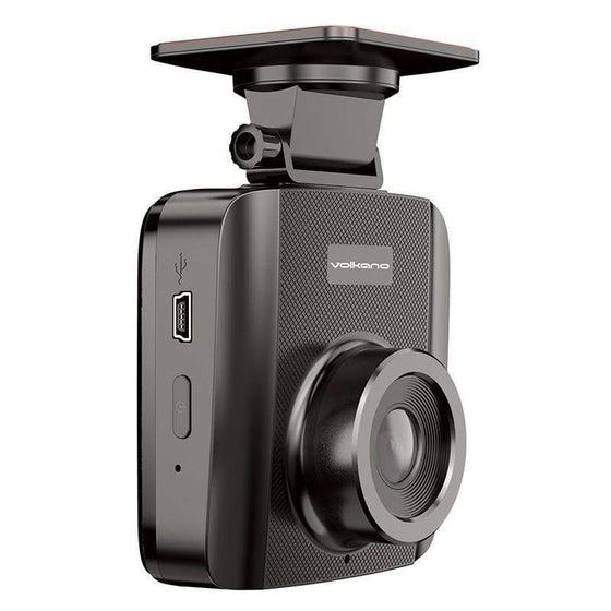 SMD Technologies Dash Cameras Black Volkano Traffic series 720p Dash Camera - Black