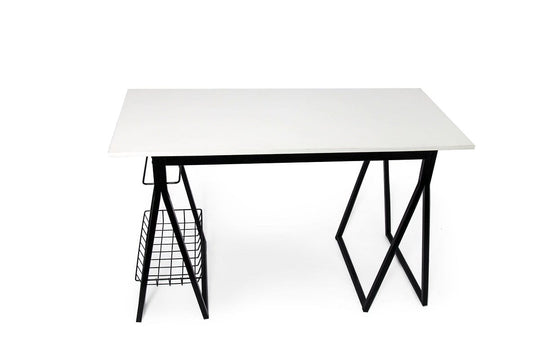 Calasca Desk Fine Living - Harrison Desk - Metal Frame