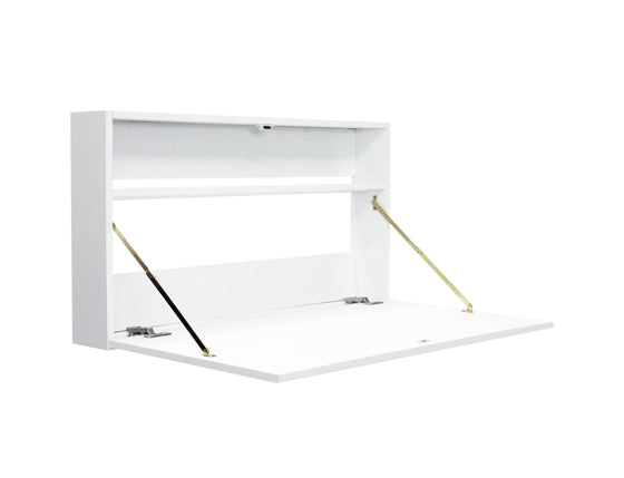 Calasca Desk Fine Living - Signature Fold Up Desk - White