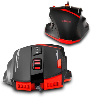 Thirdwave Gaming Mice Zelotes C15 Professional Wired Gaming Mouse with RGB Light