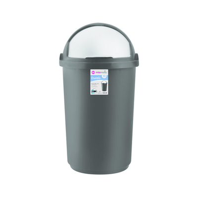 Calasca Home General 50 L Lift Bin Black