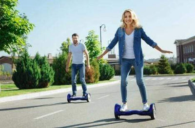 Calasca Hoverboards Hoverboard - Red