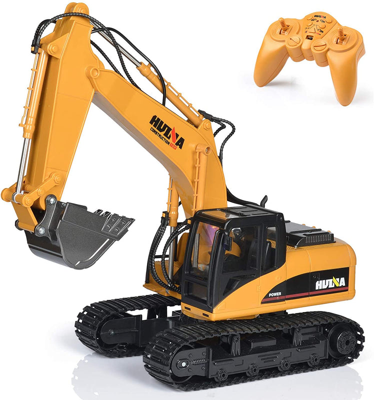 SmartMallSA HULNA 1 14 Remote Control RC Construction Vehicle Excavator