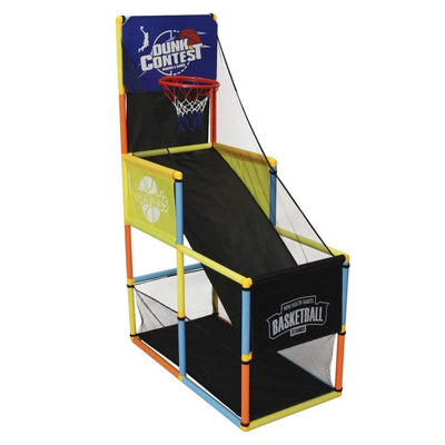 SmartMallSA Jeronimo - Basketball Set - 4 Heights New
