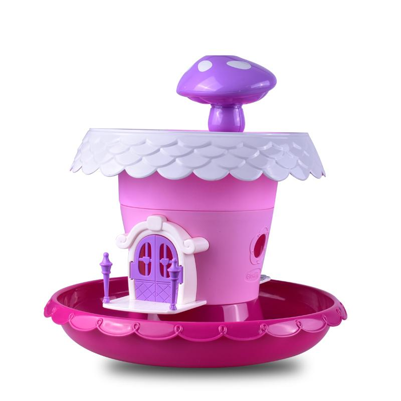Calasca Jeronimo - DIY Garden house play set -Pink