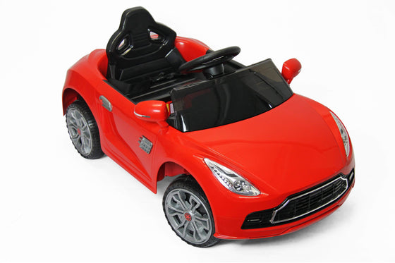 Calasca Jeronimo - Striker Speed Car - Red
