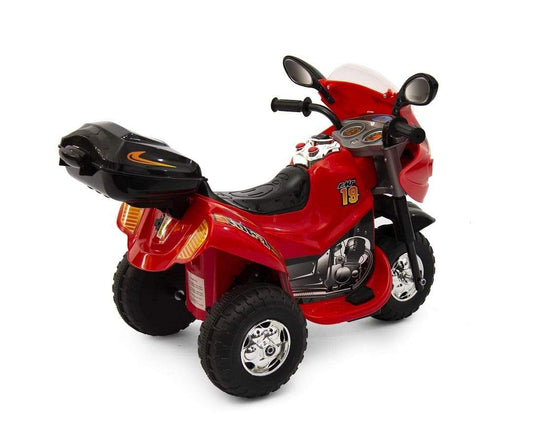Calasca Jeronimo SUPER Bike - Red