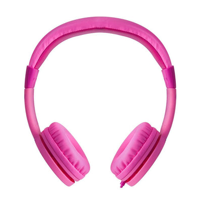 Astrum Kids Headphones Astrum Kids Safe Wired Headset Heart + Pink -  HS160