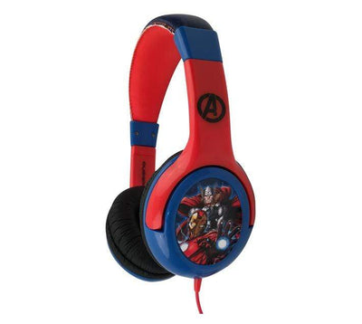 SMD Technologies Kids Headphones Avengers Marvel Avengers Kiddies Headphones