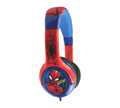 SMD Technologies Kids Headphones Marvel Marvel VK Kiddies Headphones - Spiderman